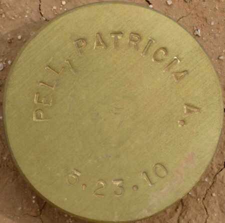 PELL, PATRICIA A. - Maricopa County, Arizona | PATRICIA A. PELL - Arizona Gravestone Photos
