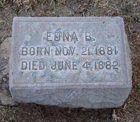 PEMBERTON, EDNA B. - Maricopa County, Arizona   EDNA B. PEMBERTON - Arizona Gravestone Photos