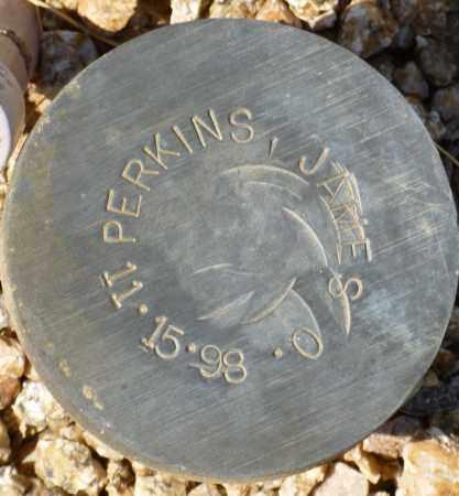 PERKINS, JAMES O. - Maricopa County, Arizona   JAMES O. PERKINS - Arizona Gravestone Photos