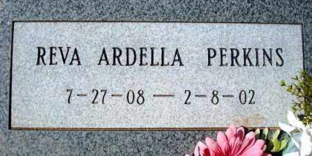 PERKINS, REVA ARDELLA - Maricopa County, Arizona | REVA ARDELLA PERKINS - Arizona Gravestone Photos