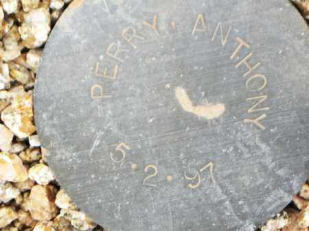 PERRY, ANTHONY - Maricopa County, Arizona | ANTHONY PERRY - Arizona Gravestone Photos