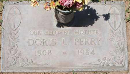 PERRY, DORIS L. - Maricopa County, Arizona | DORIS L. PERRY - Arizona Gravestone Photos