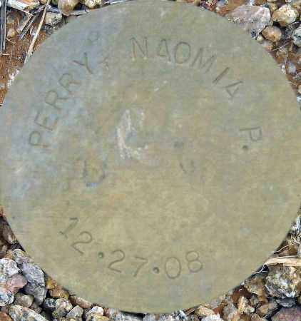 PERRY, NAOMIA P. - Maricopa County, Arizona | NAOMIA P. PERRY - Arizona Gravestone Photos