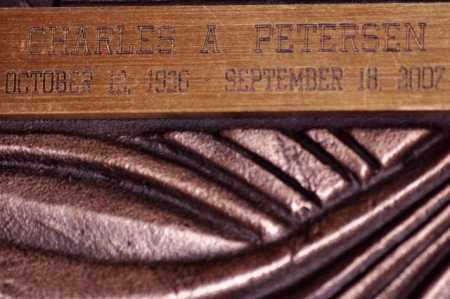 PETERSEN, CHARLES A. (CHUCK) - Maricopa County, Arizona | CHARLES A. (CHUCK) PETERSEN - Arizona Gravestone Photos
