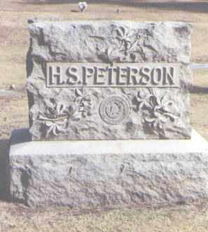 PETERSON, H. S. - Maricopa County, Arizona | H. S. PETERSON - Arizona Gravestone Photos