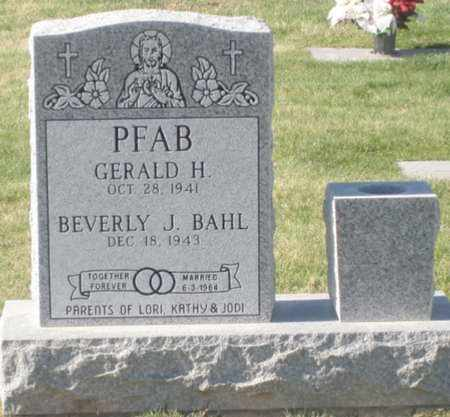 PFAB, BEVERLY - Maricopa County, Arizona | BEVERLY PFAB - Arizona Gravestone Photos