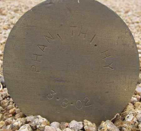 PHAN, THI. HY - Maricopa County, Arizona | THI. HY PHAN - Arizona Gravestone Photos