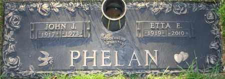 PHELAN, JOHN J - Maricopa County, Arizona | JOHN J PHELAN - Arizona Gravestone Photos