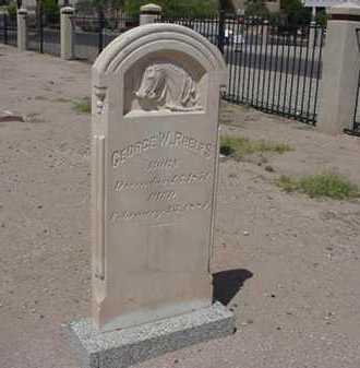 PHELPS, GEORGE W - Maricopa County, Arizona | GEORGE W PHELPS - Arizona Gravestone Photos