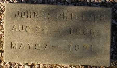 PHILLIPS, JOHN R. - Maricopa County, Arizona | JOHN R. PHILLIPS - Arizona Gravestone Photos