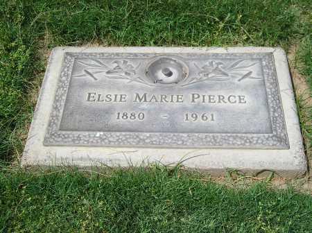 PIERCE, ELSIE MARIE - Maricopa County, Arizona | ELSIE MARIE PIERCE - Arizona Gravestone Photos