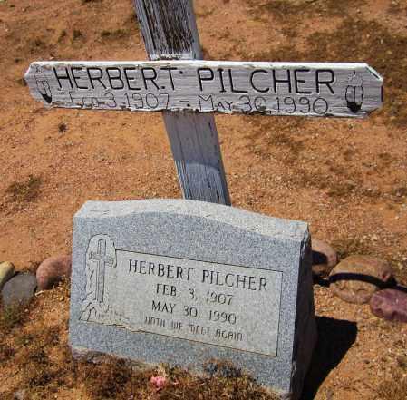 PILCHER, HERBERT - Maricopa County, Arizona   HERBERT PILCHER - Arizona Gravestone Photos