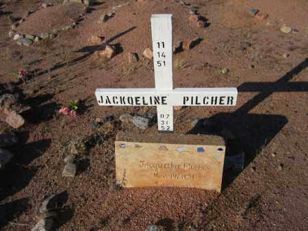 PILCHER, JACKQELINE - Maricopa County, Arizona | JACKQELINE PILCHER - Arizona Gravestone Photos