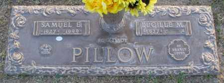 PILLOW, LUCILLE M. - Maricopa County, Arizona | LUCILLE M. PILLOW - Arizona Gravestone Photos