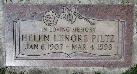 PILTZ, HELEN LENORE - Maricopa County, Arizona | HELEN LENORE PILTZ - Arizona Gravestone Photos