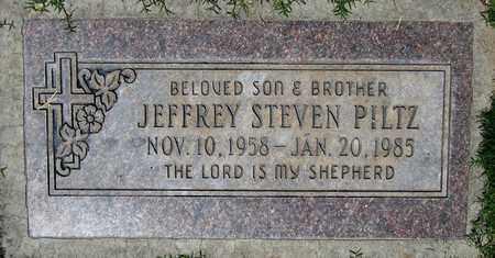 PILTZ, JEFFREY STEVEN - Maricopa County, Arizona | JEFFREY STEVEN PILTZ - Arizona Gravestone Photos