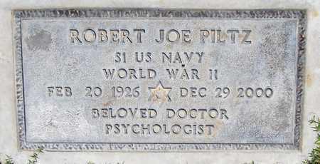 PILTZ, ROBERT JOE - Maricopa County, Arizona | ROBERT JOE PILTZ - Arizona Gravestone Photos