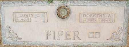 PIPER, DOROTHY A. - Maricopa County, Arizona | DOROTHY A. PIPER - Arizona Gravestone Photos