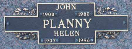 PLANNY, HELEN - Maricopa County, Arizona | HELEN PLANNY - Arizona Gravestone Photos