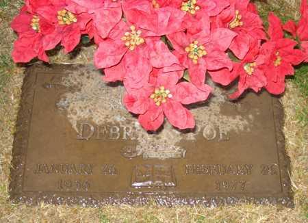 POE, DEBRA K. - Maricopa County, Arizona | DEBRA K. POE - Arizona Gravestone Photos