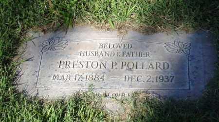POLLARD, PRESTON PORTER - Maricopa County, Arizona | PRESTON PORTER POLLARD - Arizona Gravestone Photos