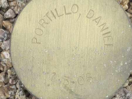 PORTILLO, DANIEL - Maricopa County, Arizona   DANIEL PORTILLO - Arizona Gravestone Photos