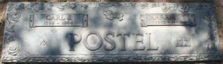 POSTEL, CARL J. - Maricopa County, Arizona | CARL J. POSTEL - Arizona Gravestone Photos