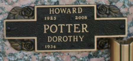POTTER, DOROTHY - Maricopa County, Arizona | DOROTHY POTTER - Arizona Gravestone Photos