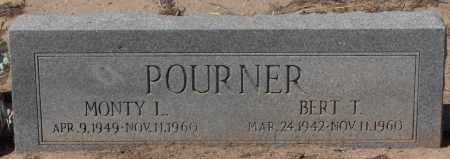 POURNER, MONTY L. - Maricopa County, Arizona | MONTY L. POURNER - Arizona Gravestone Photos