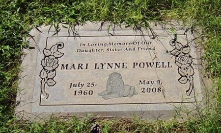 POWELL, MARI LYNNE - Maricopa County, Arizona | MARI LYNNE POWELL - Arizona Gravestone Photos