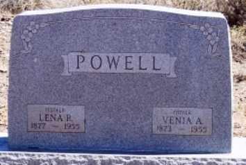 POWELL, LENA - Maricopa County, Arizona | LENA POWELL - Arizona Gravestone Photos