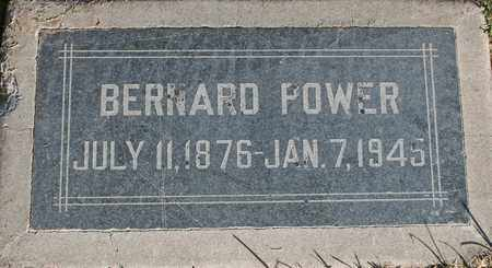 POWER, BERNARD - Maricopa County, Arizona | BERNARD POWER - Arizona Gravestone Photos