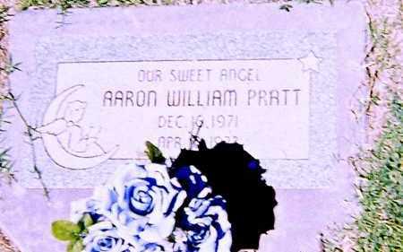 PRATT, AARON WILLIAM - Maricopa County, Arizona | AARON WILLIAM PRATT - Arizona Gravestone Photos