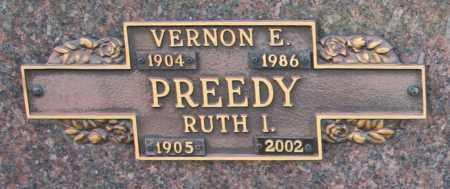 PREEDY, RUTH I - Maricopa County, Arizona | RUTH I PREEDY - Arizona Gravestone Photos