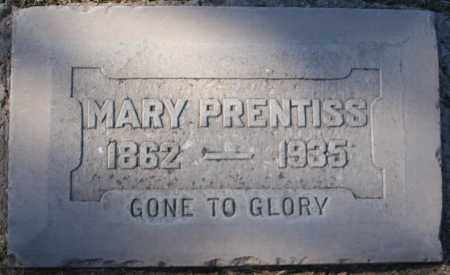 HALL PRENTISS, MARY - Maricopa County, Arizona | MARY HALL PRENTISS - Arizona Gravestone Photos