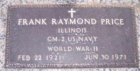 PRICE, FRANK RAYMOND - Maricopa County, Arizona | FRANK RAYMOND PRICE - Arizona Gravestone Photos