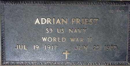 PRIEST, ADRIAN - Maricopa County, Arizona | ADRIAN PRIEST - Arizona Gravestone Photos