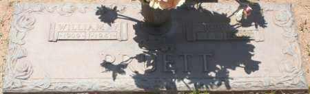 PRUETT, WILLIAM V. - Maricopa County, Arizona | WILLIAM V. PRUETT - Arizona Gravestone Photos