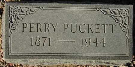 PUCKETT, PERRY - Maricopa County, Arizona | PERRY PUCKETT - Arizona Gravestone Photos