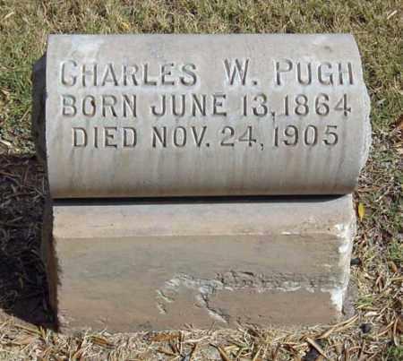PUGH, CHARLES W. - Maricopa County, Arizona   CHARLES W. PUGH - Arizona Gravestone Photos