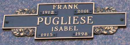 PUGLIESE, FRANK - Maricopa County, Arizona | FRANK PUGLIESE - Arizona Gravestone Photos