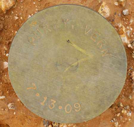PURKY, VERN - Maricopa County, Arizona | VERN PURKY - Arizona Gravestone Photos