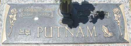 "PUTNAM, CLARENCE ""BUD"" - Maricopa County, Arizona | CLARENCE ""BUD"" PUTNAM - Arizona Gravestone Photos"