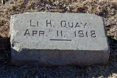 QUAY, LI H. - Maricopa County, Arizona | LI H. QUAY - Arizona Gravestone Photos