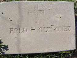 QUINONEZ, FRED - Maricopa County, Arizona | FRED QUINONEZ - Arizona Gravestone Photos