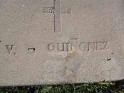 QUINONEZ, V. - Maricopa County, Arizona | V. QUINONEZ - Arizona Gravestone Photos