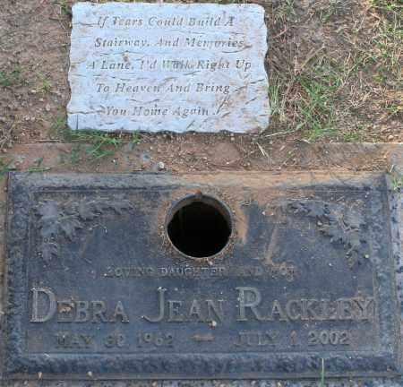 RACKLEY, DEBRA JEAN - Maricopa County, Arizona | DEBRA JEAN RACKLEY - Arizona Gravestone Photos