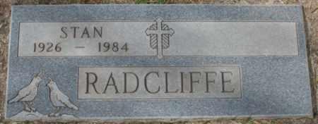RADCLIFFE, STAN - Maricopa County, Arizona | STAN RADCLIFFE - Arizona Gravestone Photos