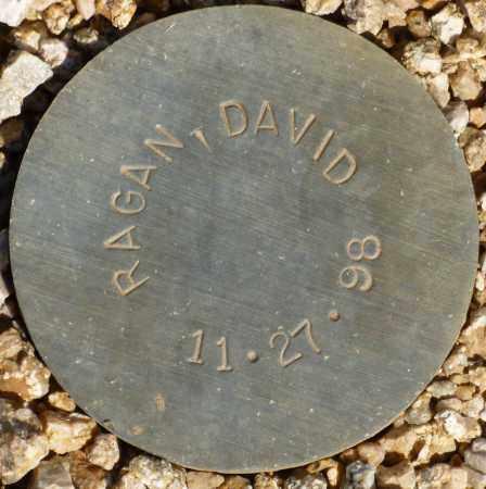 RAGAN, DAVID - Maricopa County, Arizona   DAVID RAGAN - Arizona Gravestone Photos