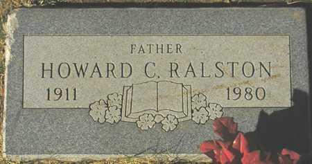 RALSTON, HOWARD C. - Maricopa County, Arizona | HOWARD C. RALSTON - Arizona Gravestone Photos